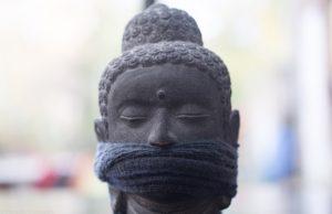 Waarom je met zwijgen iedereen te kort doet; copyright Bert Vrolijk