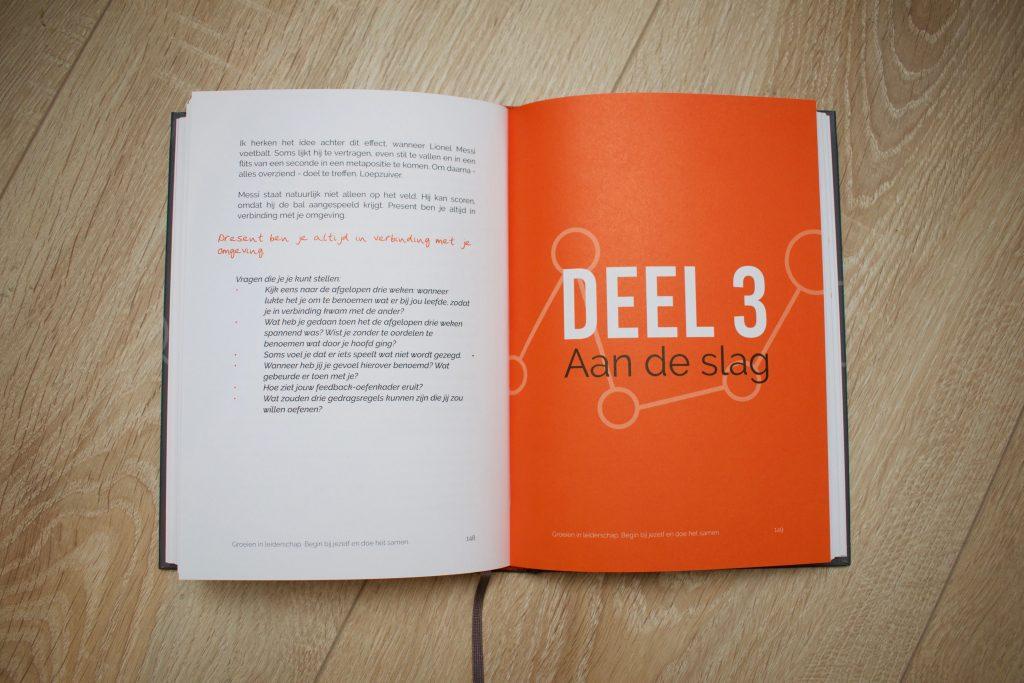 lezen Boek Groeien in leiderschap