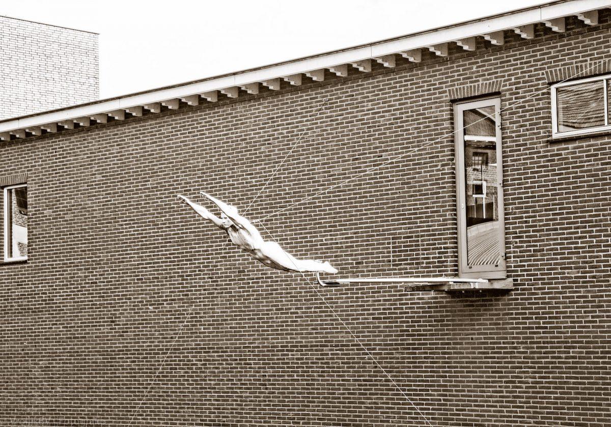 Zelf initiatief nemen; copyright Bert Vrolijk