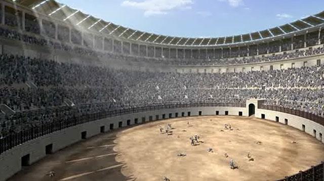 Klantarena Colosseum