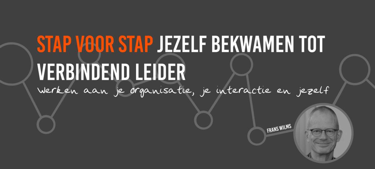 Stap voor stap jezelf bekwamen tot verbindend leider
